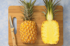 Cut pineapple | Pic: Getty Images