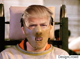 Someone Put Donald Trump's Face On Characters In Famous Movie Scenes And It's Epic