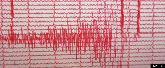 COLORADO EARTHQUAKE 2011