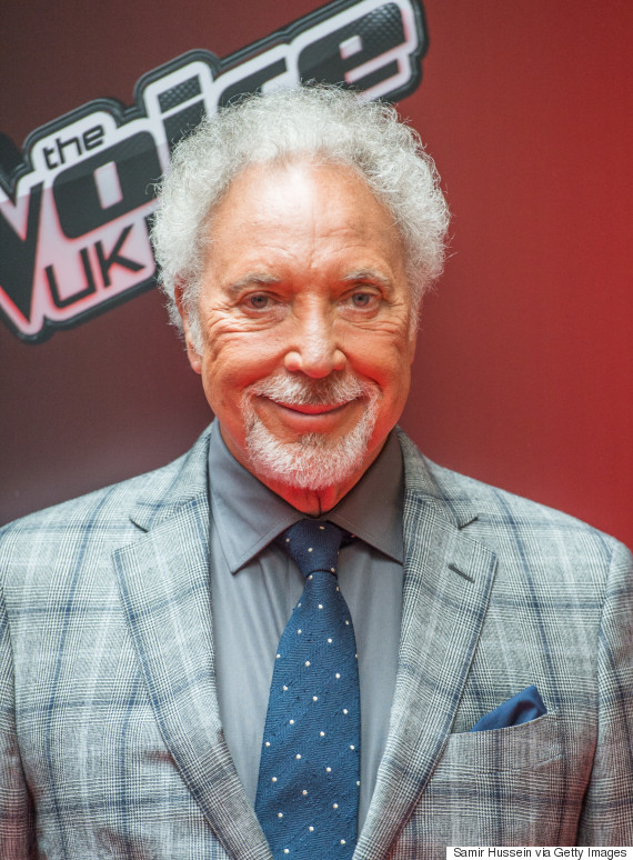 view download images  Images Tom Jones Tells 'The Voice' To 'Go And F*** Itself', Following His Axe From The Panel | HuffPost UK