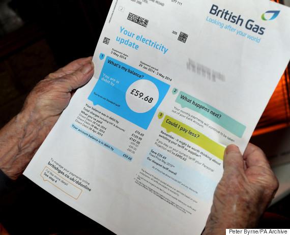 elderly bill
