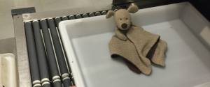 PEARSON AIRPORT LOST TEDDY BEAR