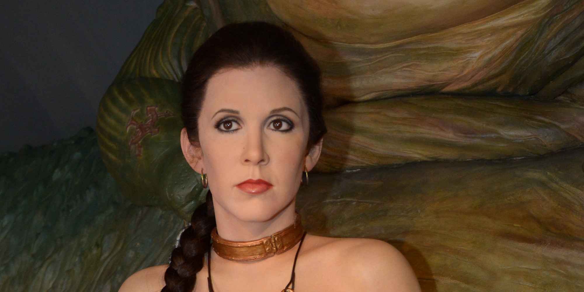 Princess Leia 'Slave' Costume Sells For $96,000 At Auction Lela Costume For Kids