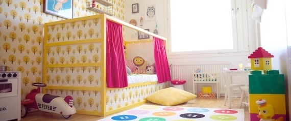 Ikea Hacks Your Kids Will Love These Oh So Cool Beds