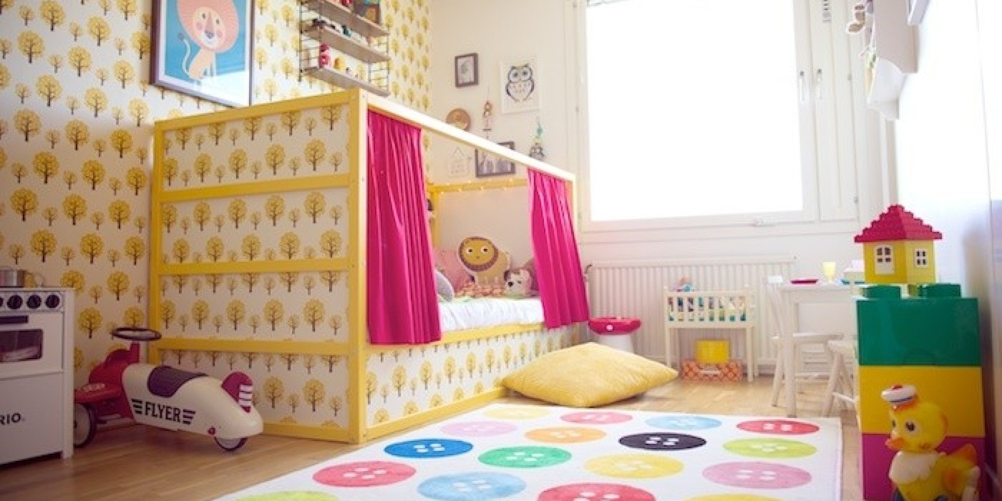 ikea hacks your kids will love these oh so cool beds. Black Bedroom Furniture Sets. Home Design Ideas