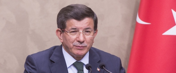 TURKISH PM DAVUTOGLU