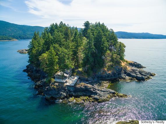 whitestone island bc