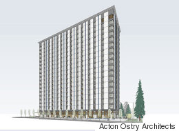One Of World's Tallest Wooden Buildings Planned For UBC