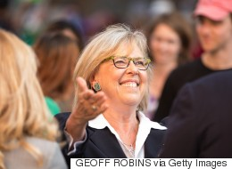 Paying Everyone A Basic Income Will End Poverty AND Save Money: Elizabeth May