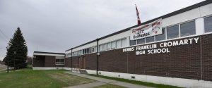 DENNIS FRANKLIN CROMARTY HIGH SCHOOL