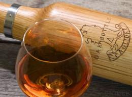 Une bouteille en chêne pour rehausser le goût de vos spiritueux? (VIDÉO)