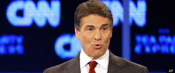 RICK PERRY IMMIGRATION