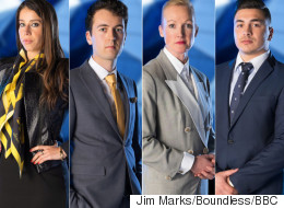 Allow This Year's 'Apprentice' Candidates To Introduce Themselves...