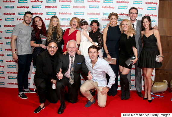 inside soap awards emmerdale