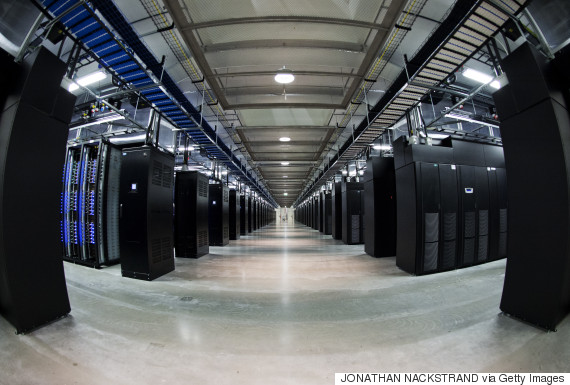 facebook data center