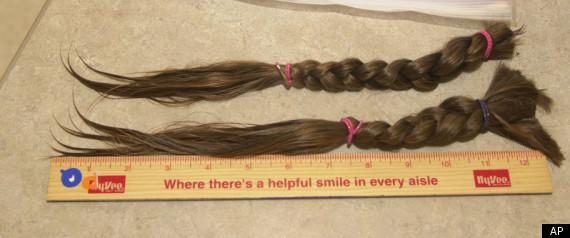 Chowchilla Inmates Donate 33 Feet Of Hair To Locks Of Love