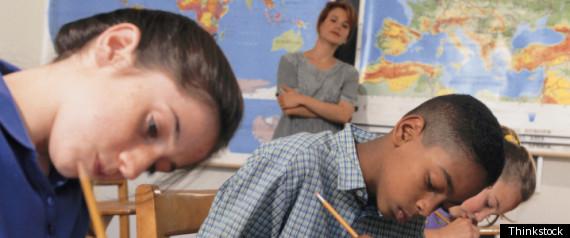 LOS ANGELES SCHOOLS CHEATING