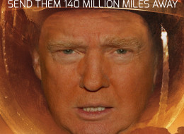 IN CINEMAS NOW: Donald Trump Is 'The Moron'