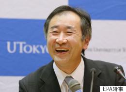 ノーベル賞、梶田隆章さん「認められるまで、自分の道が正しいと思って頑張った」