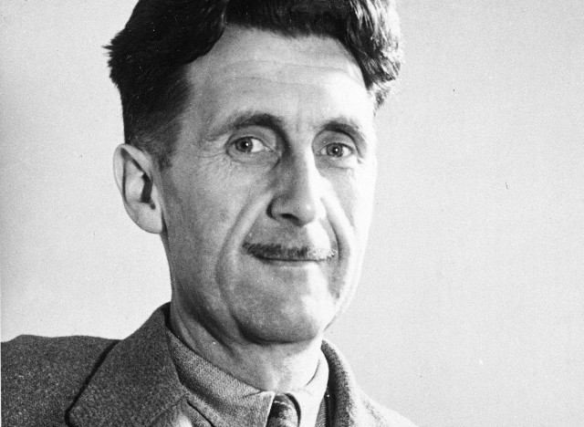 george orwell writer