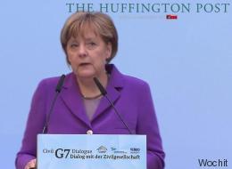 Angela Merkel hat die ultimative Lösung für die Flüchtlingskrise