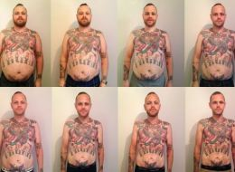 Walking Transformed His Body, And Now He's Using It For Good