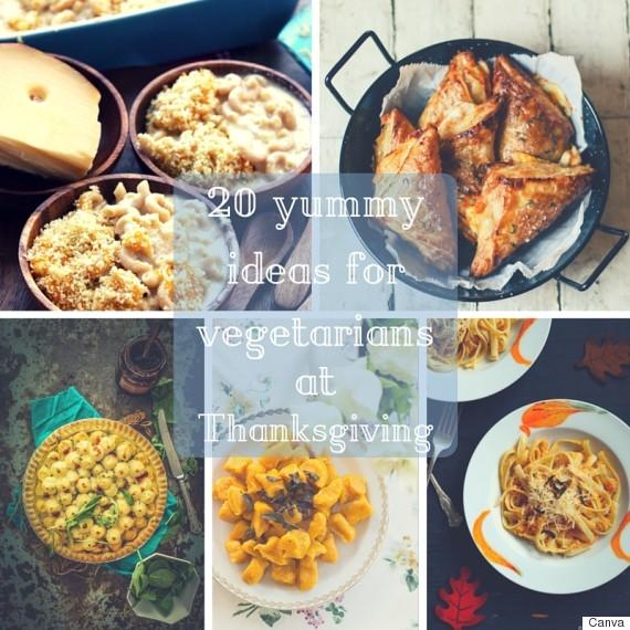 thanksgiving vegetarian