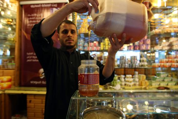 honey in yemen