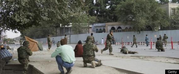 AFGHANISTAN TALIBAN EMBASSY