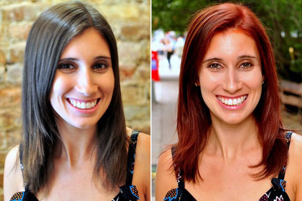 Going Red Why I Decided To Dye My Hair Huffpost Life