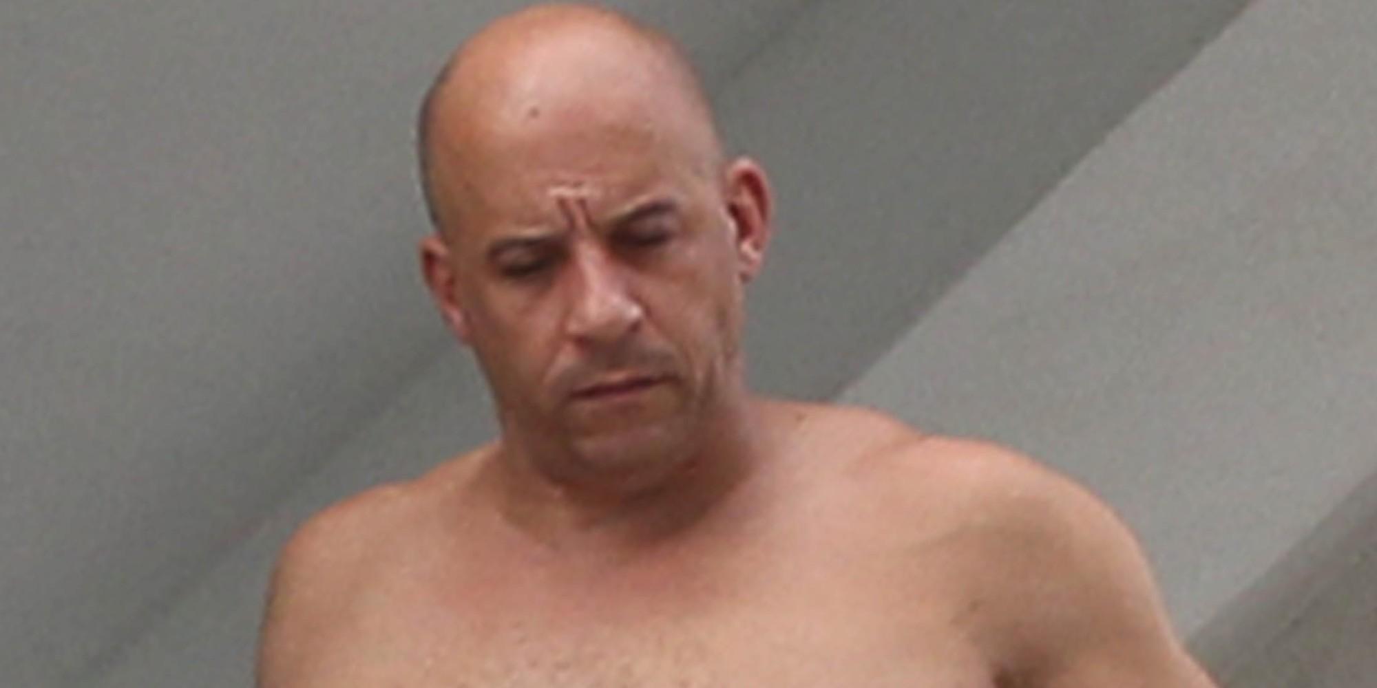 Vin Diesel Looks Like ...