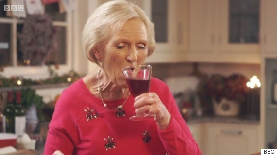 Great British Bake Off': 14 Reasons Why Mary Berry Would Be The ...