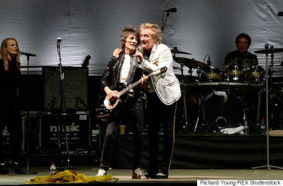 the faces rod stewart