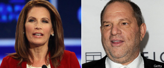 Harvey Weinstein Michelle Bachmann