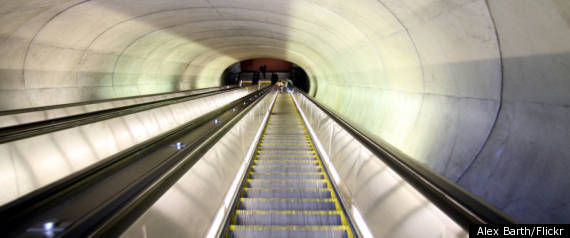Dupont Circle Escalators