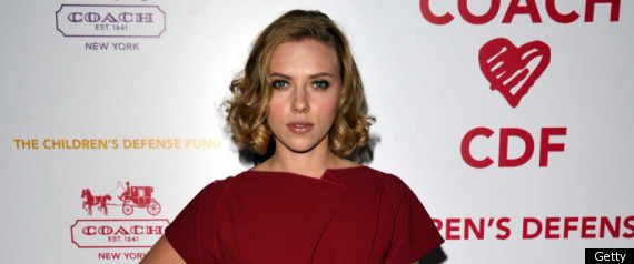 Scarlett Johansson Nude Photo Hacker Arrested. Scarlett