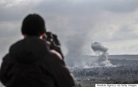 us airstrike syria
