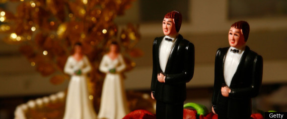 EVANGELICAL GAY MARRIAGE
