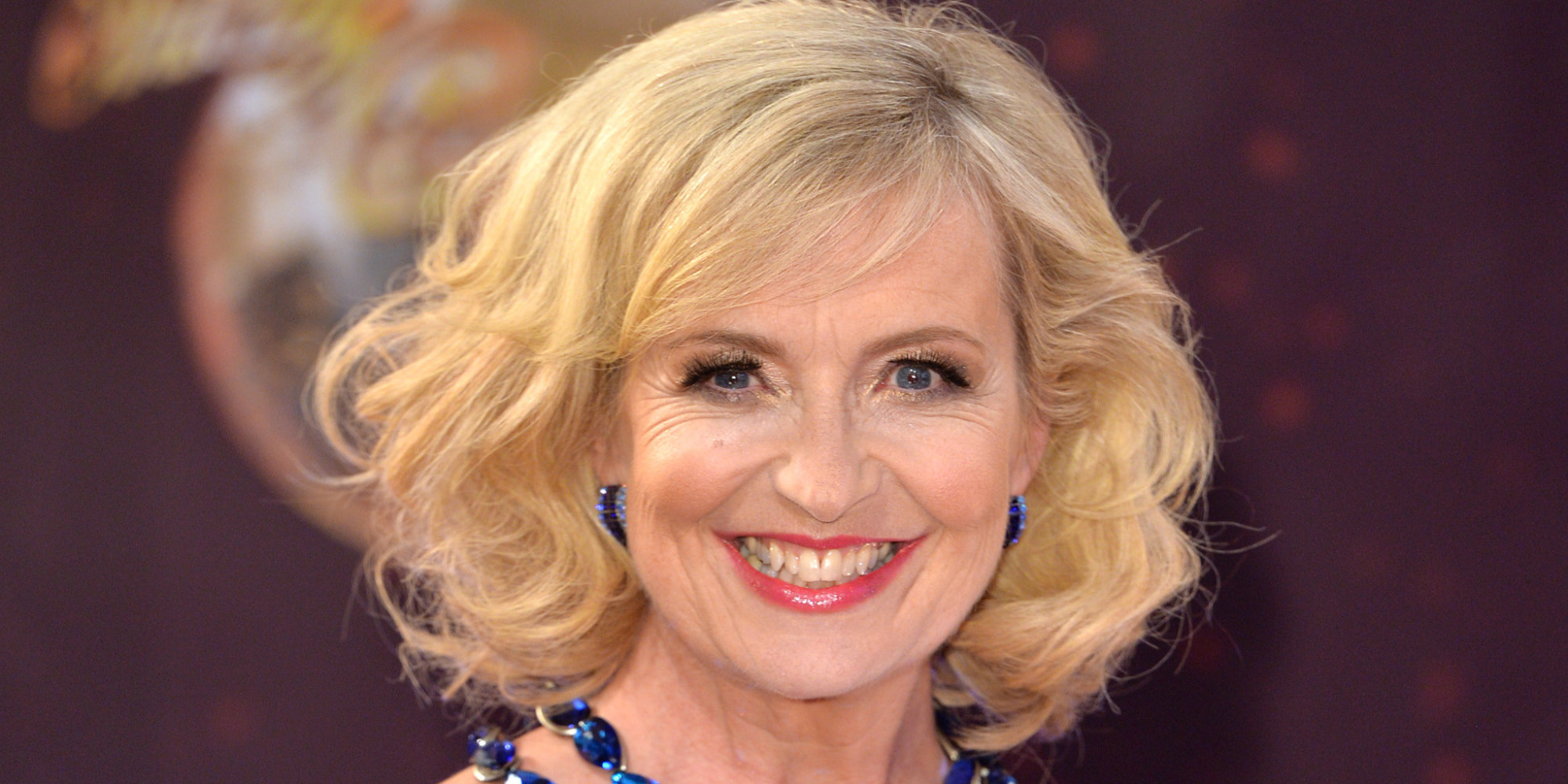 Carol kirkwood reveals she is losing her sight strictly for The kirkwood