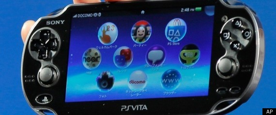 PLAYSTATION VITA RELEASE