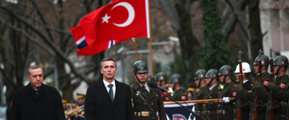 STOLTENBERG WITH ERDOGAN