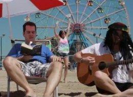 WATCH: 'A-Holes On The Beach'