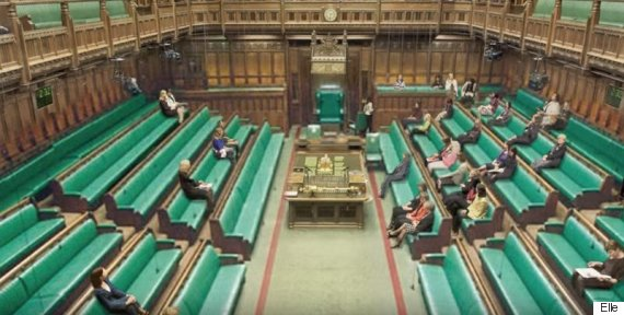 women in uk house of commons