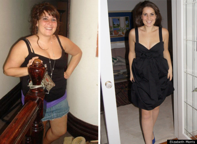 Elizabeth Lost 50 Pounds With The Help Of Online Support ...