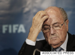 A Bit Late Fifa.. Ethics Committee Ban Blatter, Platini And Valcke
