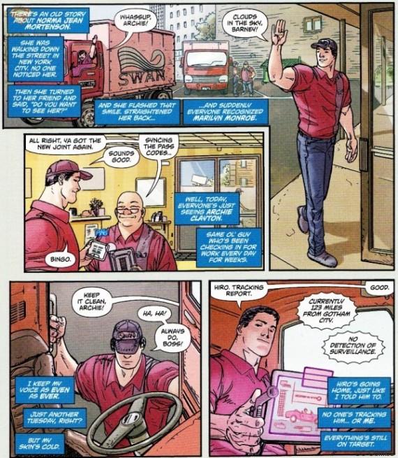 superman clark kent