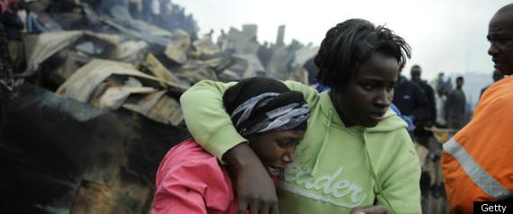 Kenya Pipe Explosion