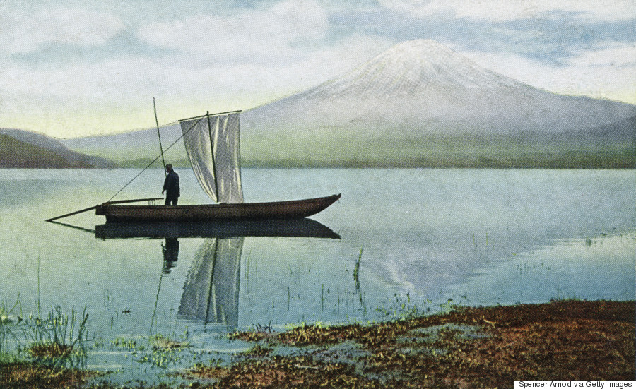 The disappearance of self in japan huffpost for Japanese fishing boat