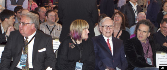 WARREN AND SUSIE BUFFETT