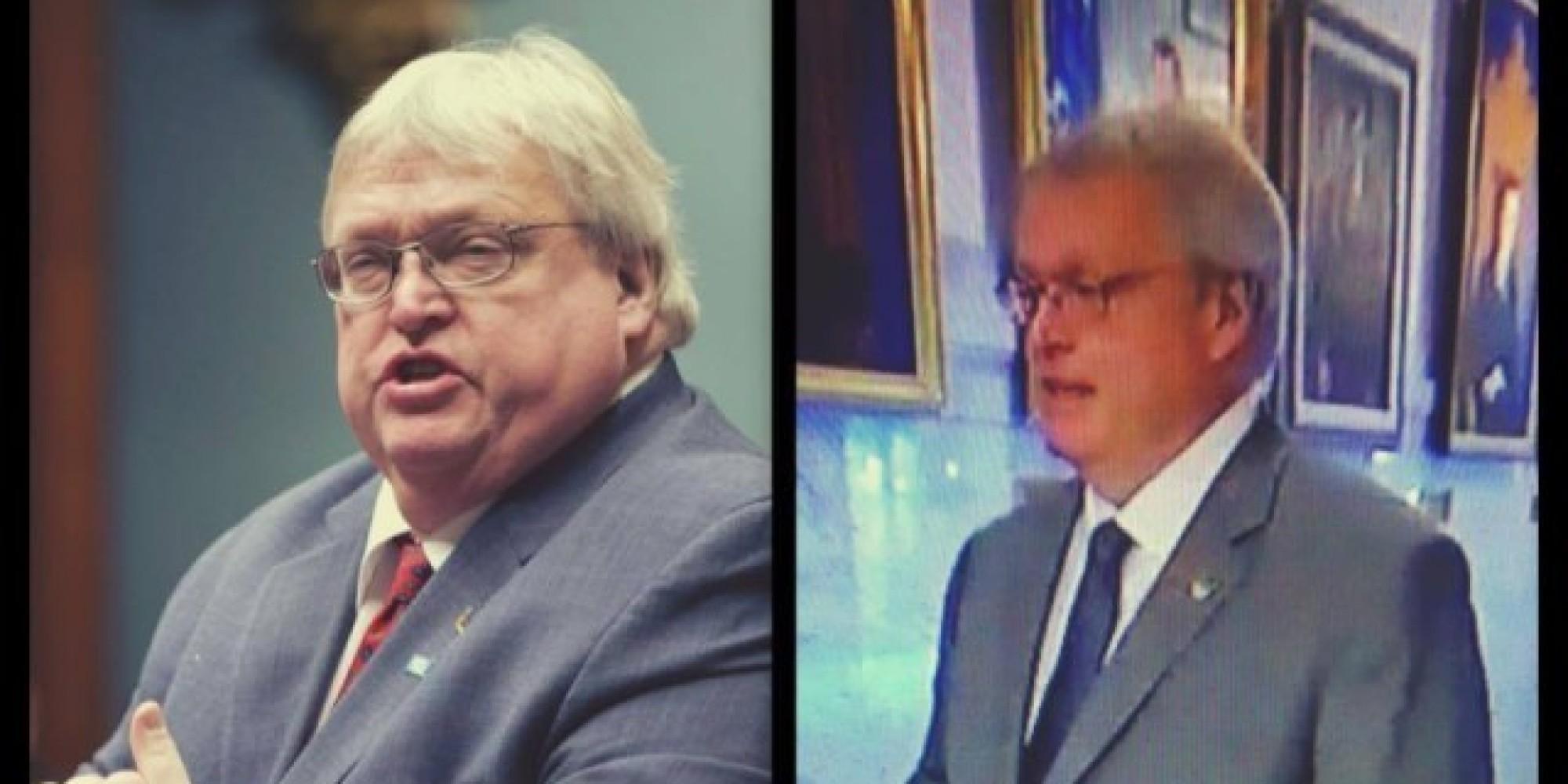 Les internautes félicitent le ministre Gaétan Barrette